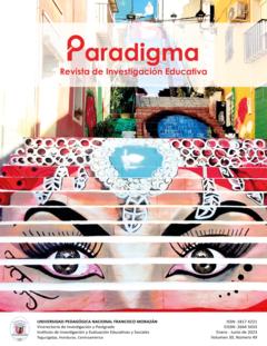 Paradigma | Revista de Investigación Educativa Portada