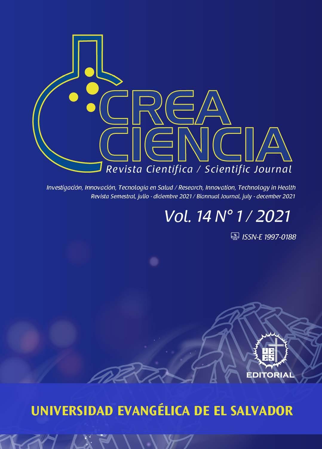 Portada Crea Ciencia